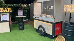 Hot Dog cart hire